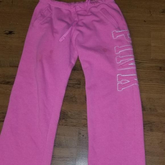 PINK Pants - Victoria's Secret Pink Boyfriend Pants